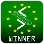 European Search Awards Winner Badge