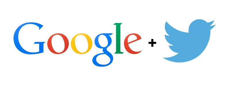 Twitter + Google Deal