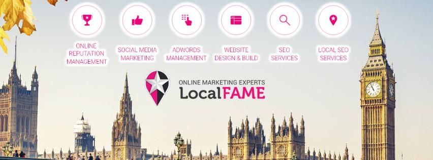Local Fame branding image