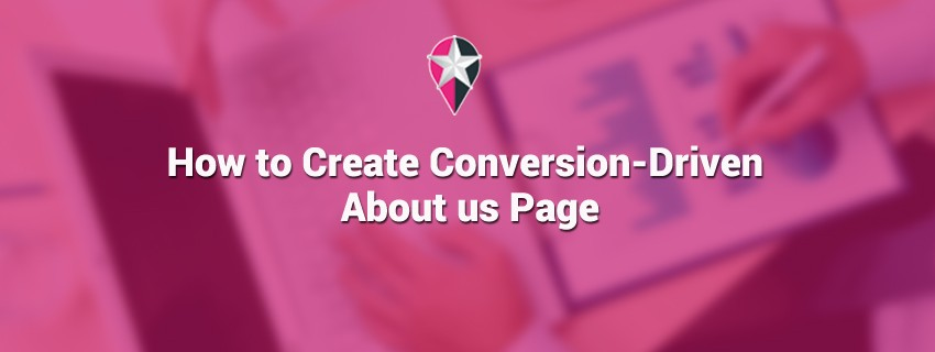create conversion-driven About us page