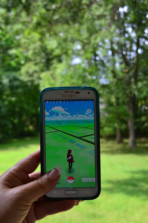 pokemon go explore