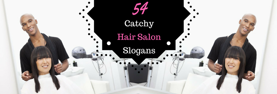 catchy salon slogans
