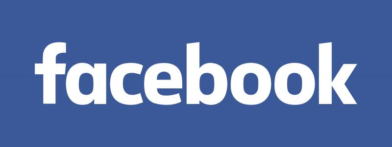 facebook logo baner