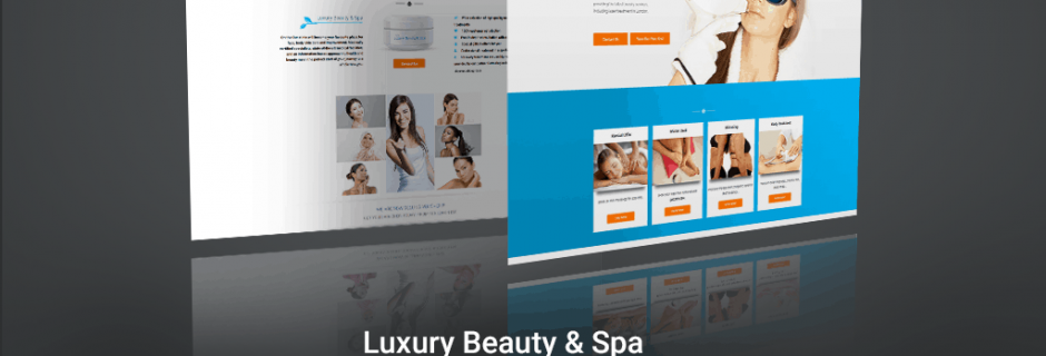 Luxury Beauty & Spa data
