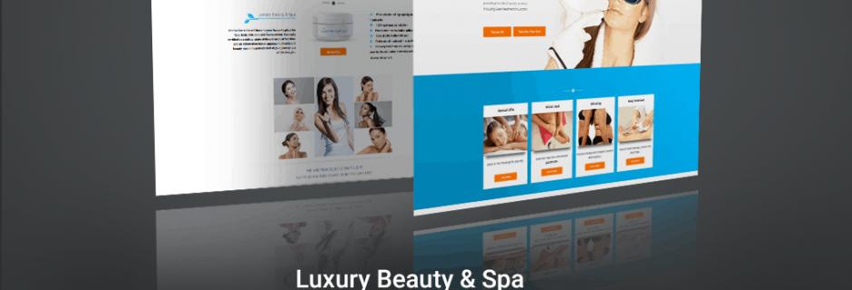 Luxury Beauty & Spa data