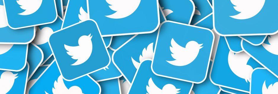 multiple twitter logos