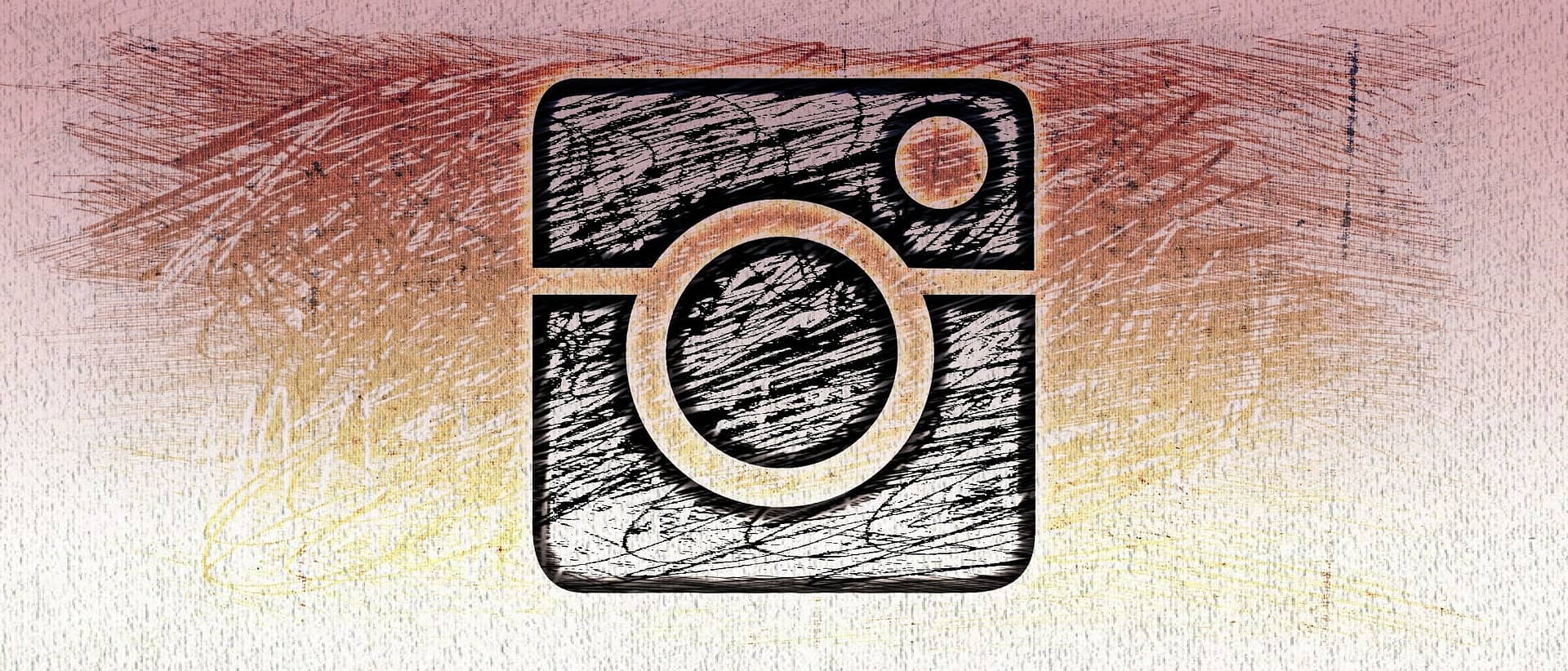 instagram app icon art